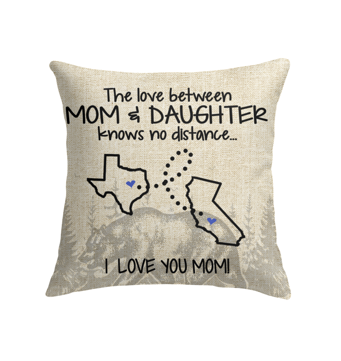 CALIFORNIA TEXAS THE LOVE BETWEEN MOM AND DAUGHTER