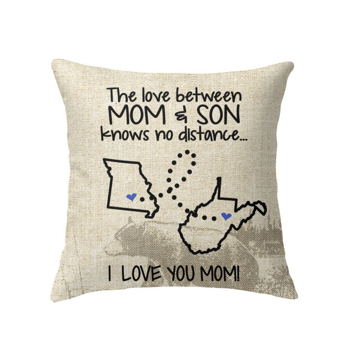 WEST VIRGINIA MISSOURI THE LOVE BETWEEN MOM AND SON