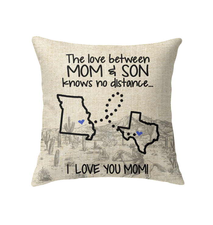 TEXAS MISSOURI THE LOVE BETWEEN MOM AND SON
