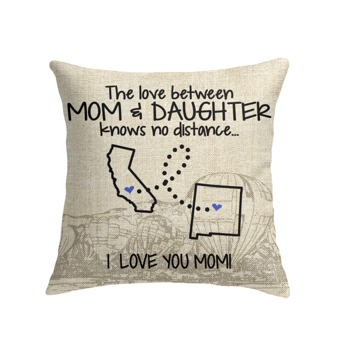 NEW MEXICO CALIFORNIA THE LOVE BETWEEN MOM AND DAUGHTER