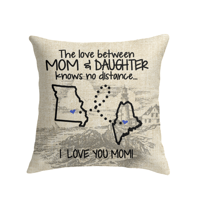 MAINE MISSOURI THE LOVE BETWEEN MOM AND DAUGHTER