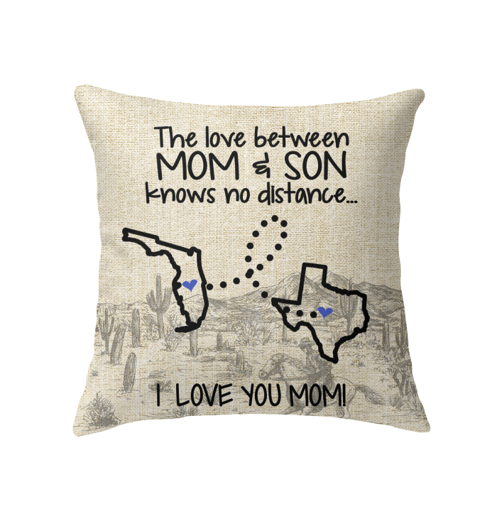 TEXAS FLORIDA THE LOVE BETWEEN MOM AND SON