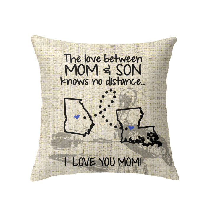 LOUISIANA GEORGIA THE LOVE BETWEEN MOM AND SON