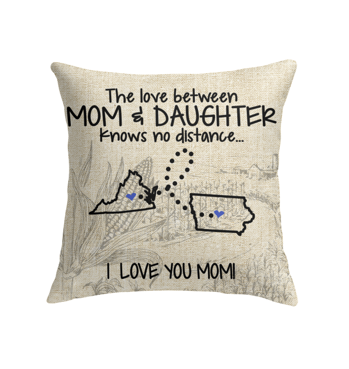 IOWA VIRGINIA THE LOVE BETWEEN MOM AND DAUGHTER