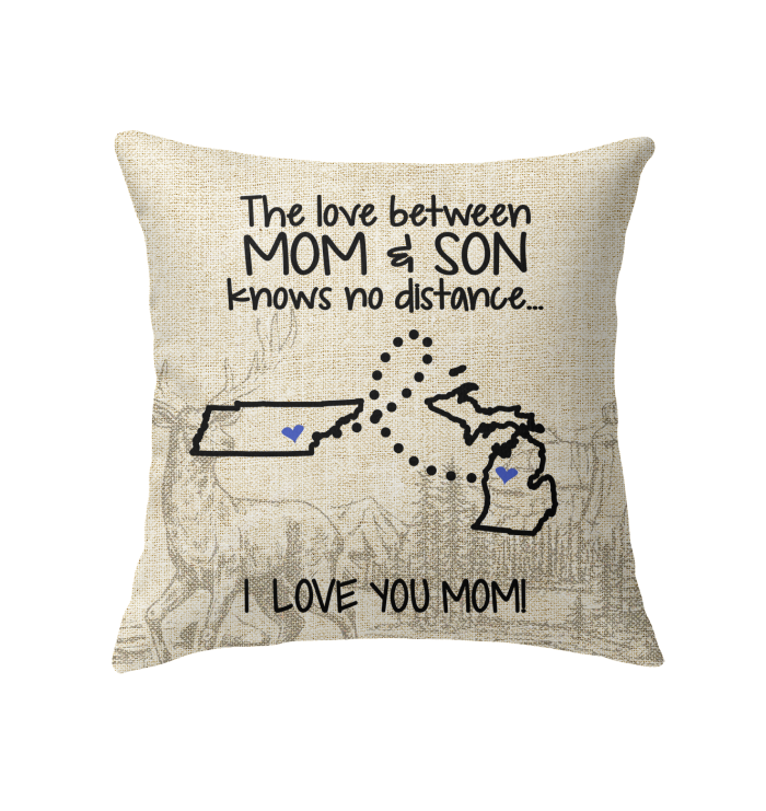 MICHIGAN TENNESSEE THE LOVE BETWEEN MOM AND SON