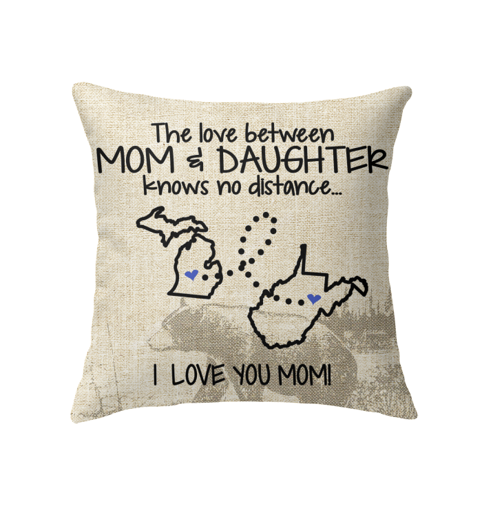 WEST VIRGINIA MICHIGAN THE LOVE BETWEEN MOM AND DAUGHTER