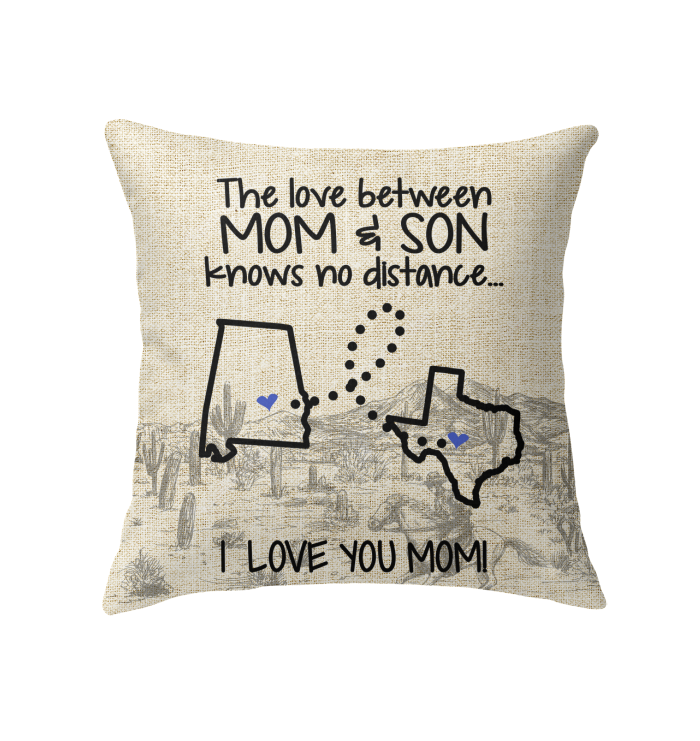 TEXAS ALABAMA THE LOVE BETWEEN MOM AND SON