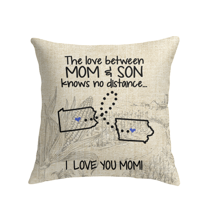 IOWA PENNSYLVANIA THE LOVE BETWEEN MOM AND SON