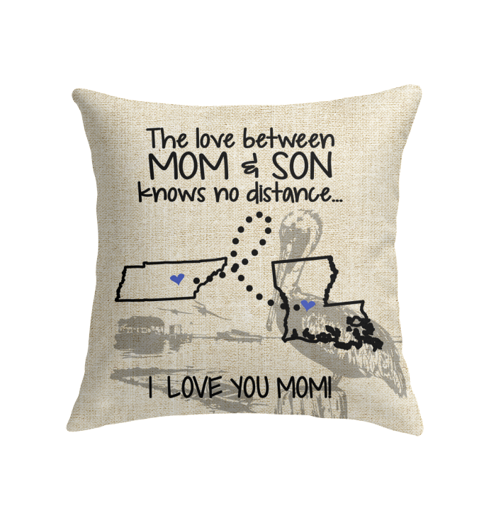 LOUISIANA TENNESSEE THE LOVE BETWEEN MOM AND SON