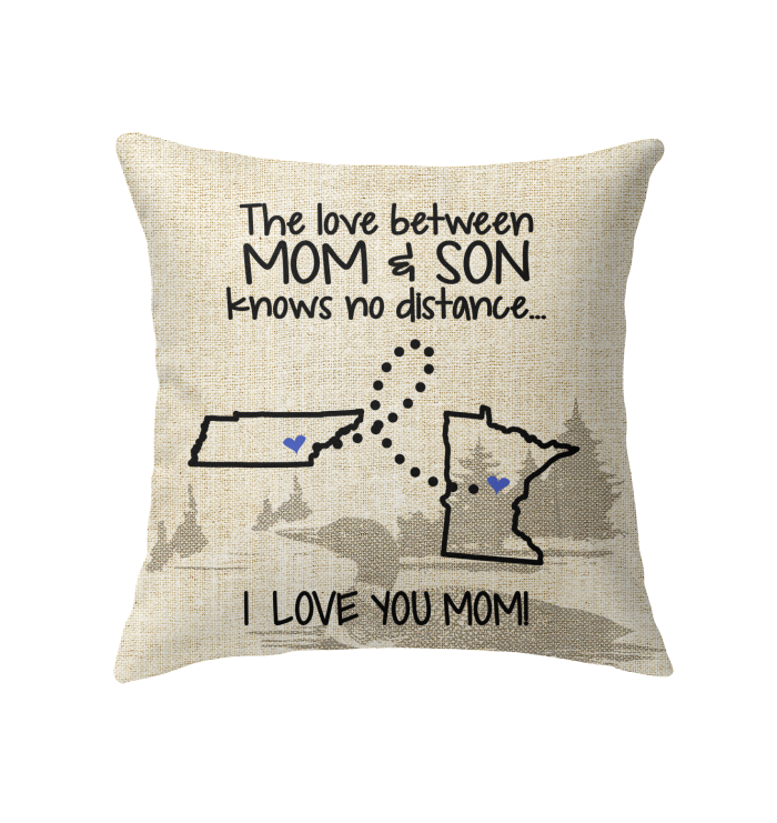 MINNESOTA TENNESSEE THE LOVE BETWEEN MOM AND SON