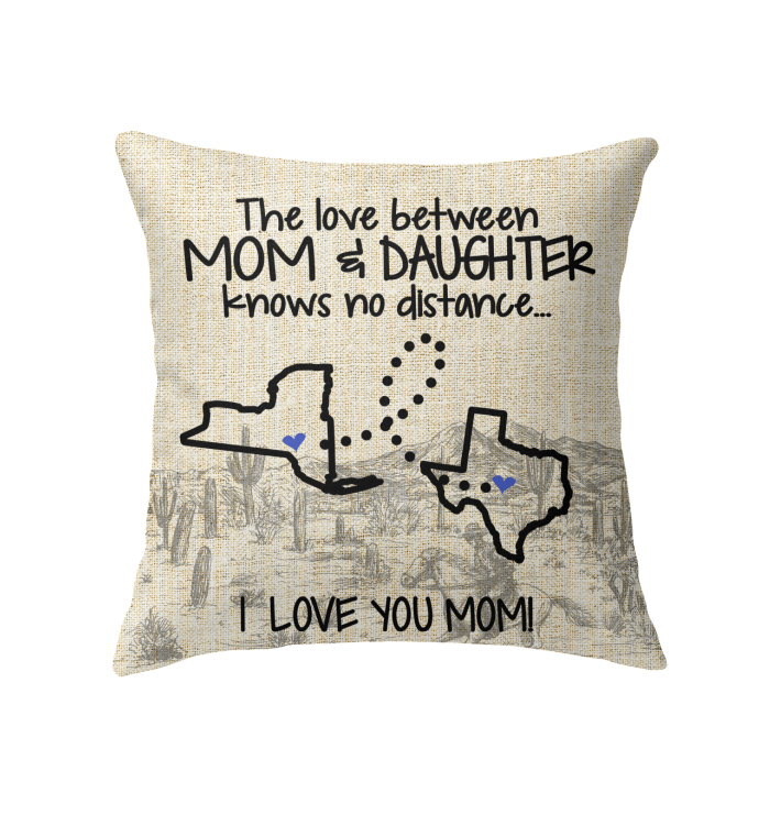 TEXAS NEW YORK THE LOVE BETWEEN MOM AND DAUGHTER
