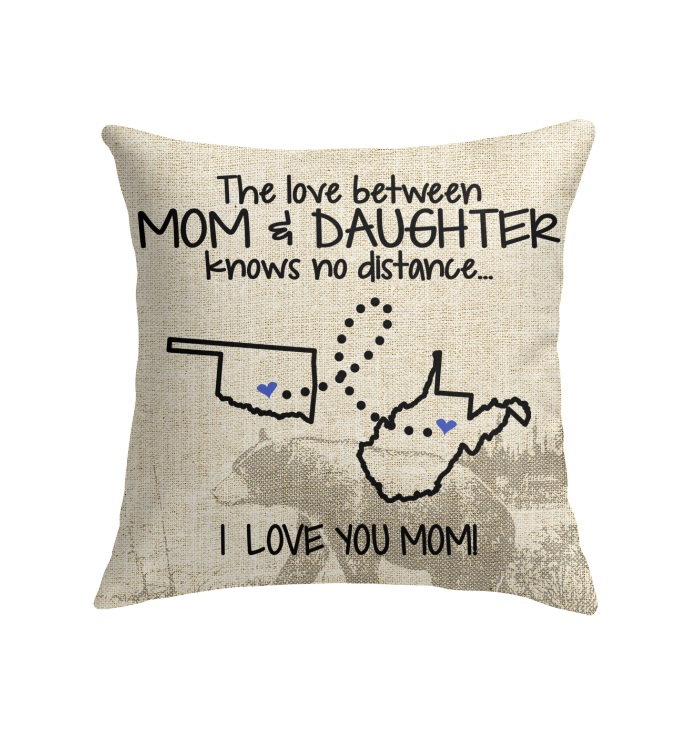 WEST VIRGINIA OKLAHOMA THE LOVE BETWEEN MOM AND DAUGHTER