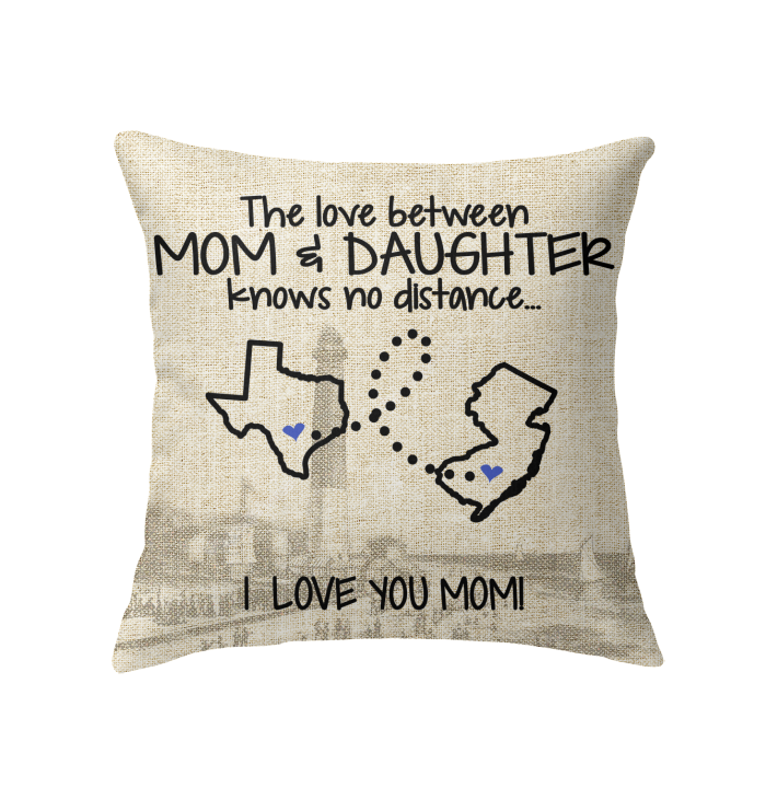 NEW JERSEY TEXAS THE LOVE BETWEEN MOM AND DAUGHTER