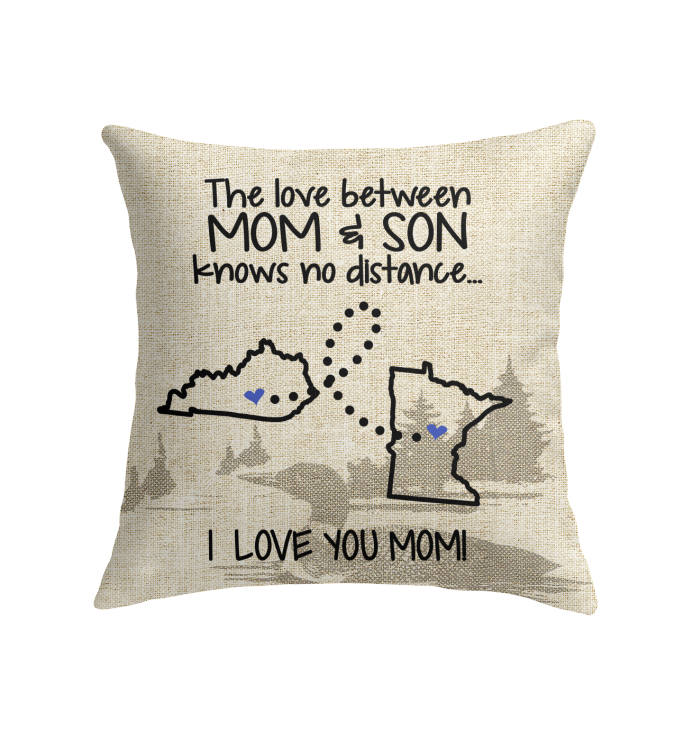 MINNESOTA KENTUCKY THE LOVE BETWEEN MOM AND SON