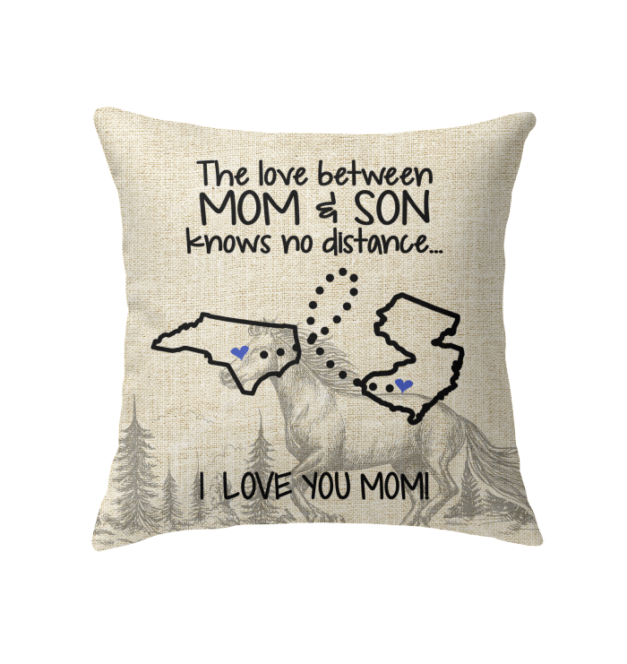 NEW JERSEY NORTH CAROLINA THE LOVE BETWEEN MOM AND SON