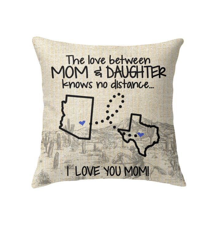 TEXAS ARIZONA THE LOVE BETWEEN MOM AND DAUGHTER