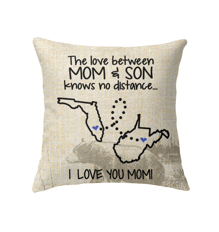 WEST VIRGINIA FLORIDA THE LOVE BETWEEN MOM AND SON