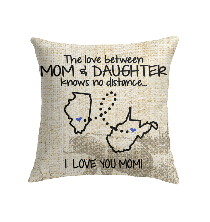 WEST VIRGINIA ILLINOIS THE LOVE BETWEEN MOM AND DAUGHTER