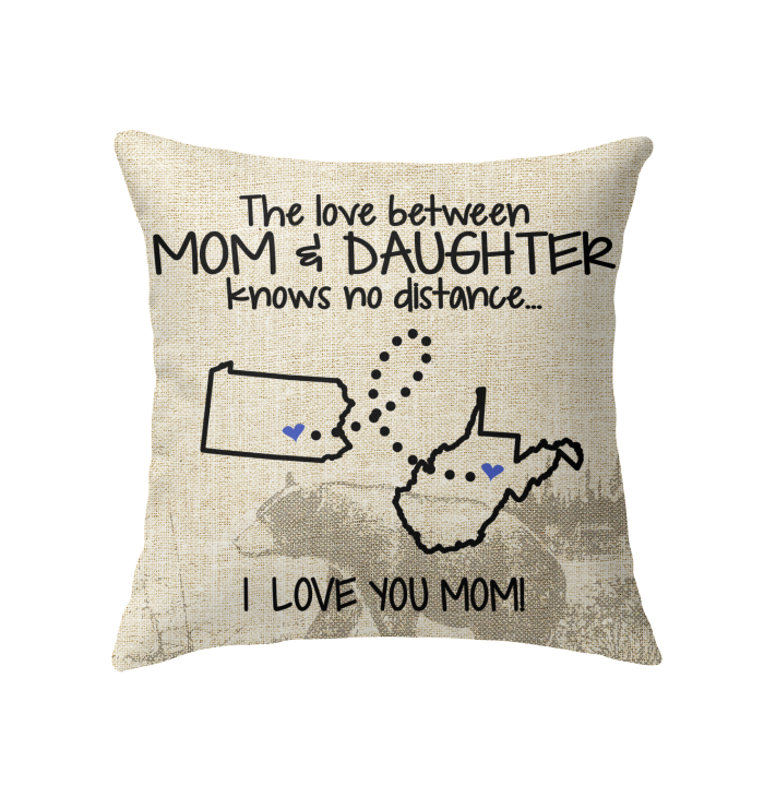 WEST VIRGINIA PENNSYLVANIA THE LOVE BETWEEN MOM AND DAUGHTER