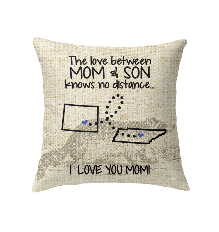TENNESSEE COLORADO THE LOVE BETWEEN MOM AND SON