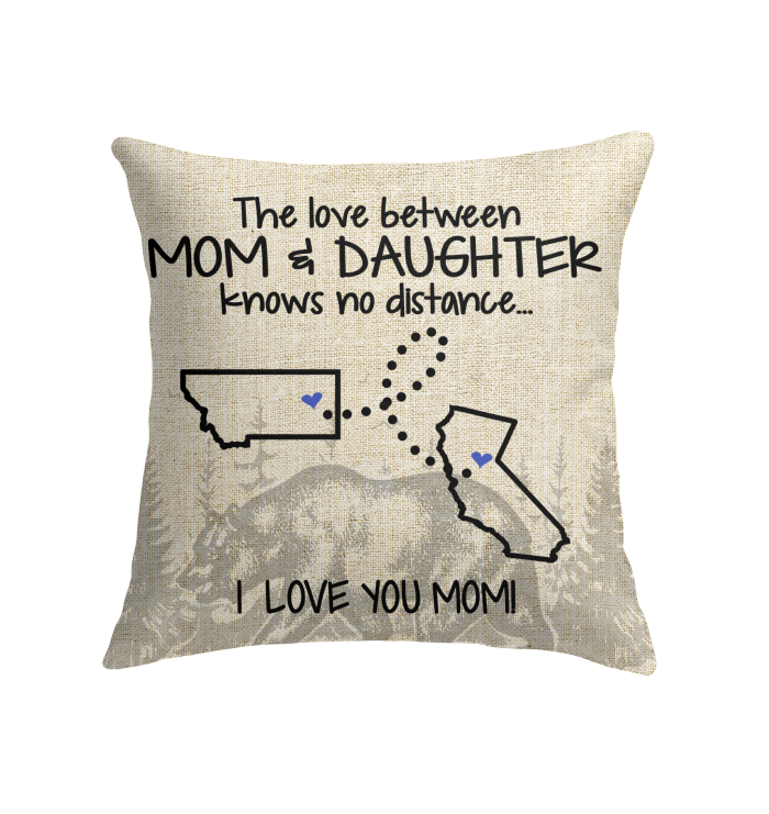 CALIFORNIA MONTANA THE LOVE BETWEEN MOM AND DAUGHTER