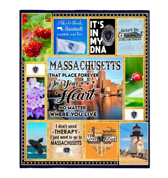 MASSACHUSETTS THAT PLACE FOREVER IN YOUR HEART NO MATTER WHERE YOU LIVE