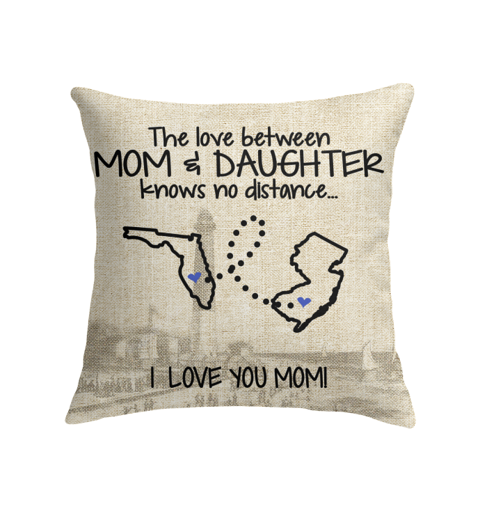 NEW JERSEY FLORIDA THE LOVE BETWEEN MOM AND DAUGHTER