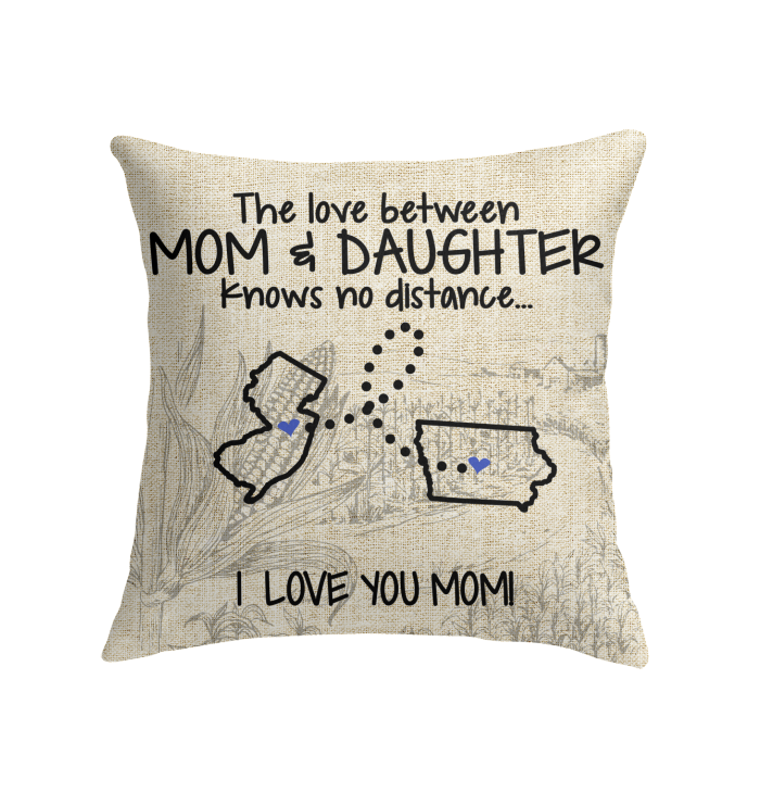 IOWA NEW JERSEY THE LOVE BETWEEN MOM AND DAUGHTER