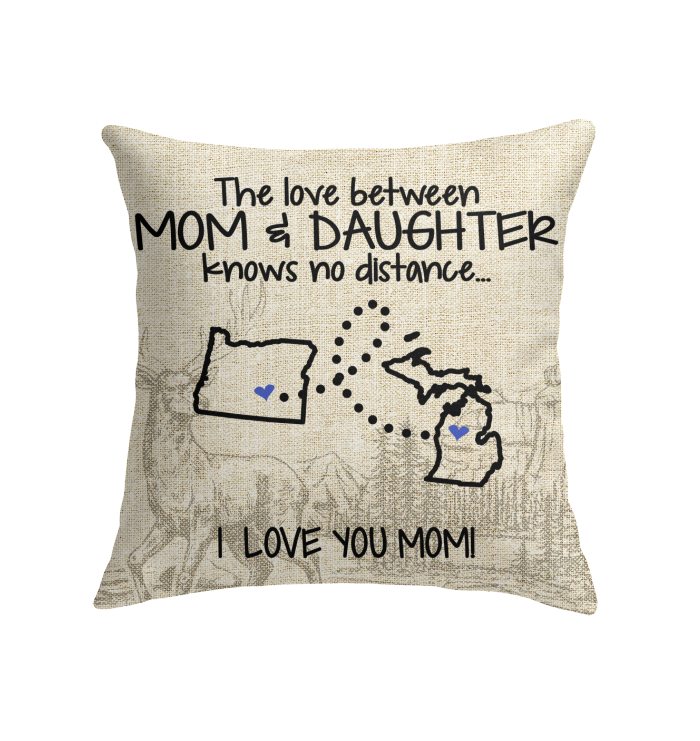 MICHIGAN OREGON THE LOVE BETWEEN MOM AND DAUGHTER