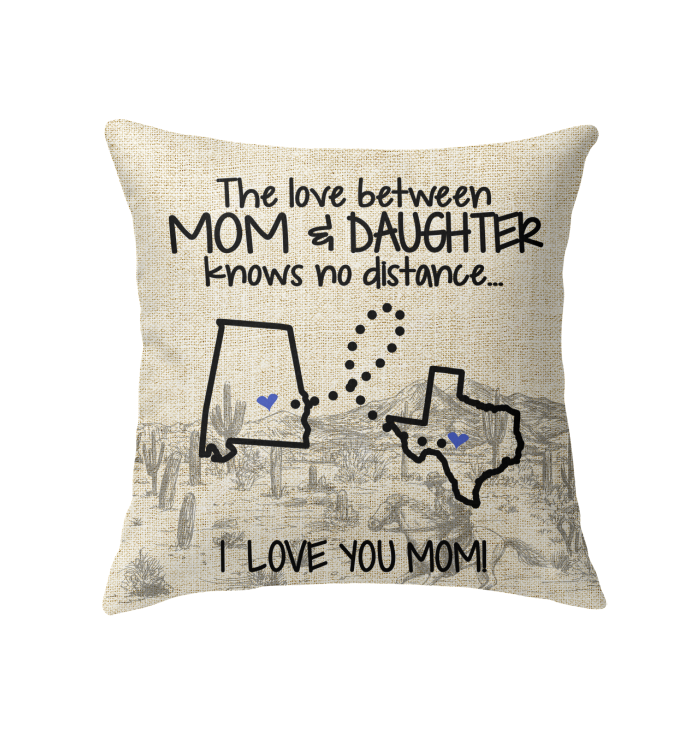 TEXAS ALABAMA THE LOVE BETWEEN MOM AND DAUGHTER
