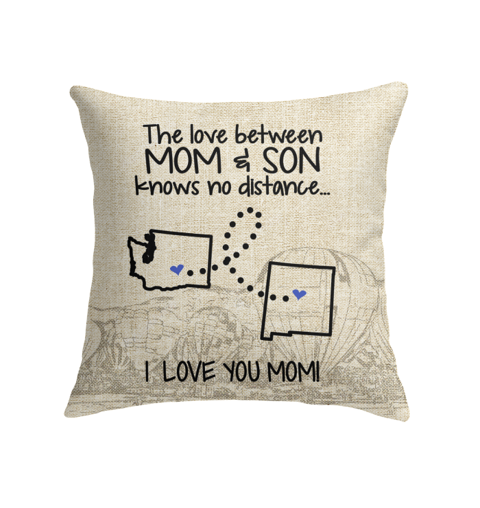 NEW MEXICO WASHINGTON THE LOVE BETWEEN MOM AND SON