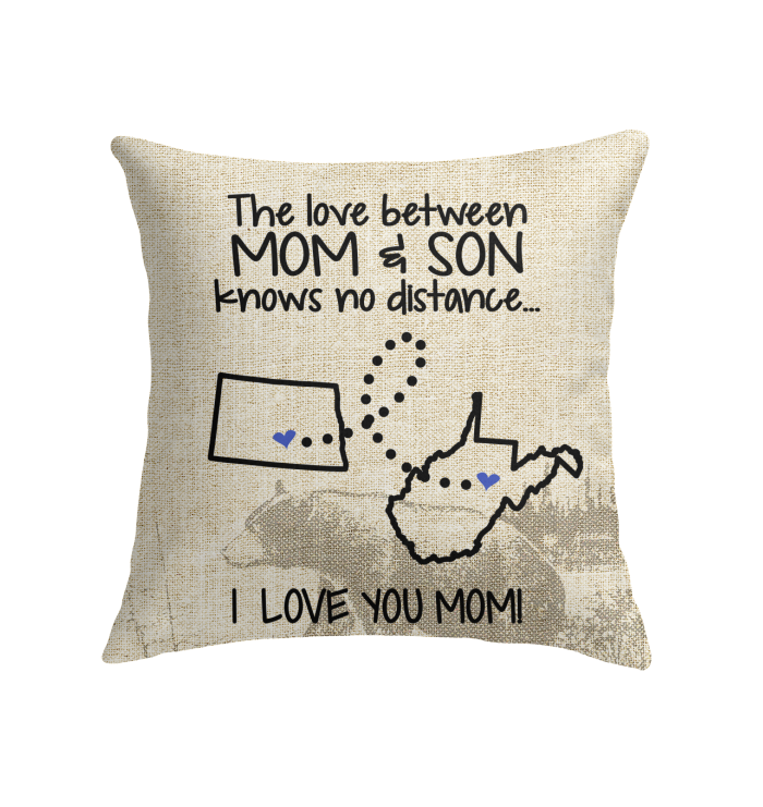 WEST VIRGINIA NORTH DAKOTA THE LOVE BETWEEN MOM AND SON