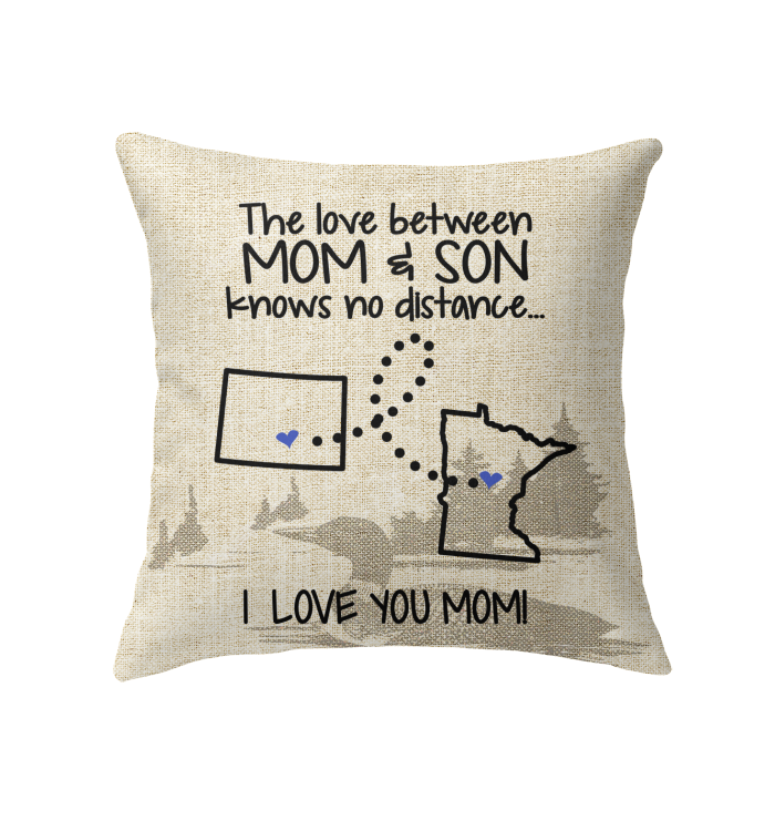 MINNESOTA COLORADO THE LOVE BETWEEN MOM AND SON