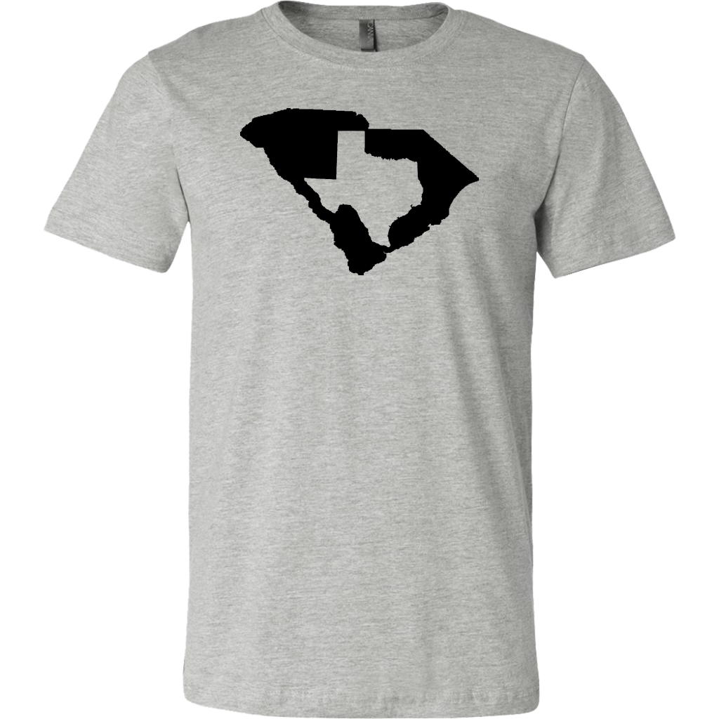 Living In South Carolina And You're From Texas T- Shirt