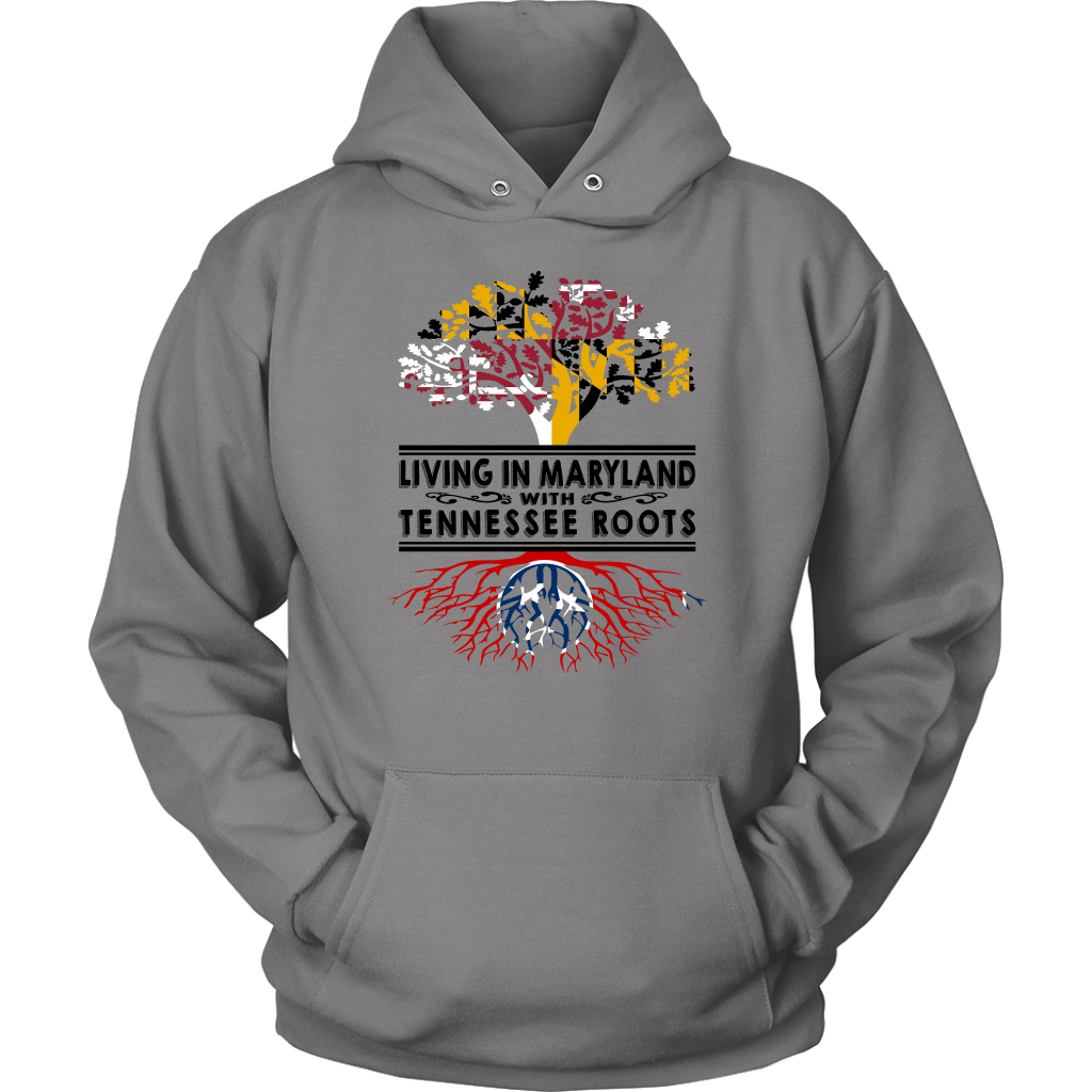 LIVING IN MARYLAND WITH TENNESSEE ROOTS