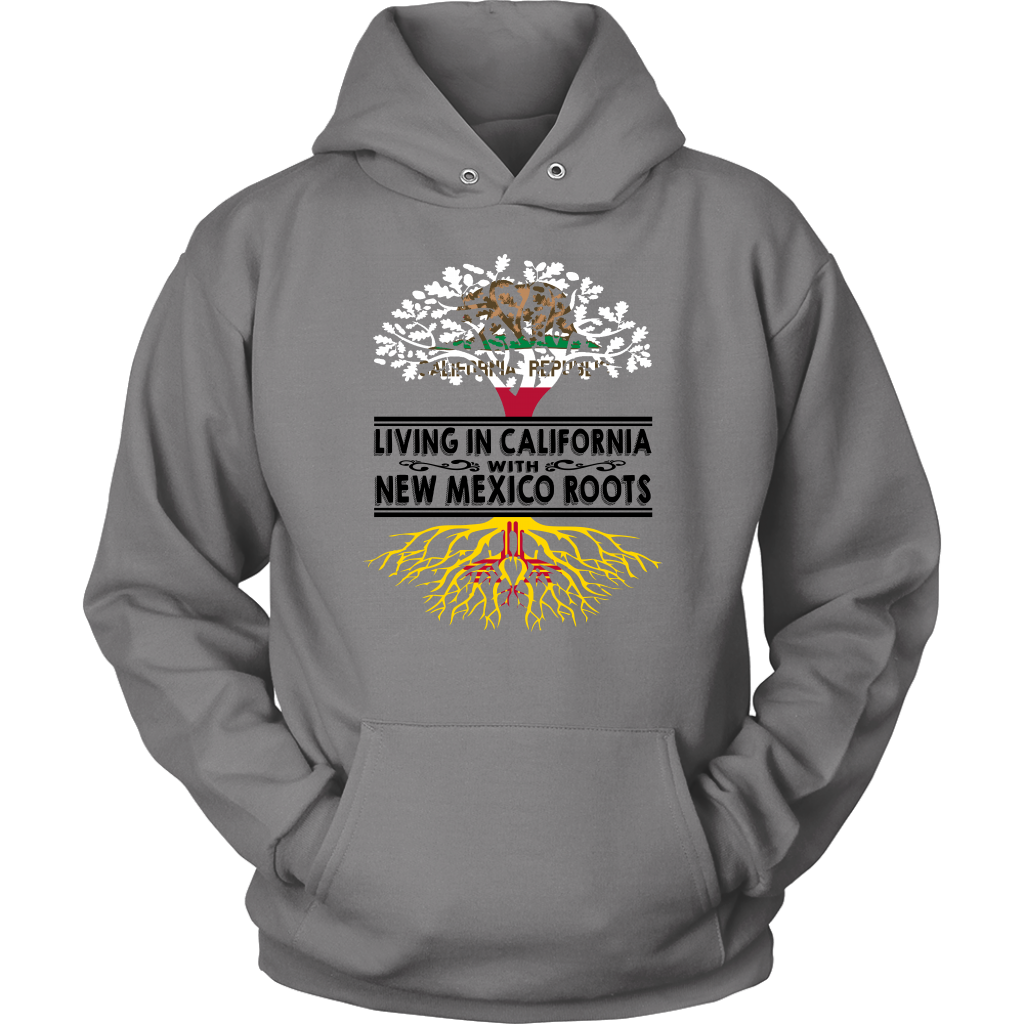 LIVING IN CALIFORNIA WITH NEW MEXICO ROOTS