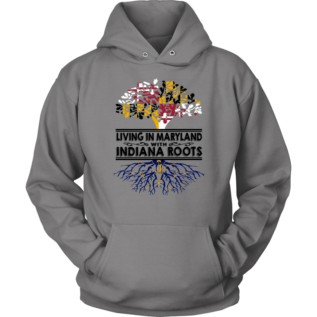 LIVING IN MARYLAND WITH INDIANA ROOTS