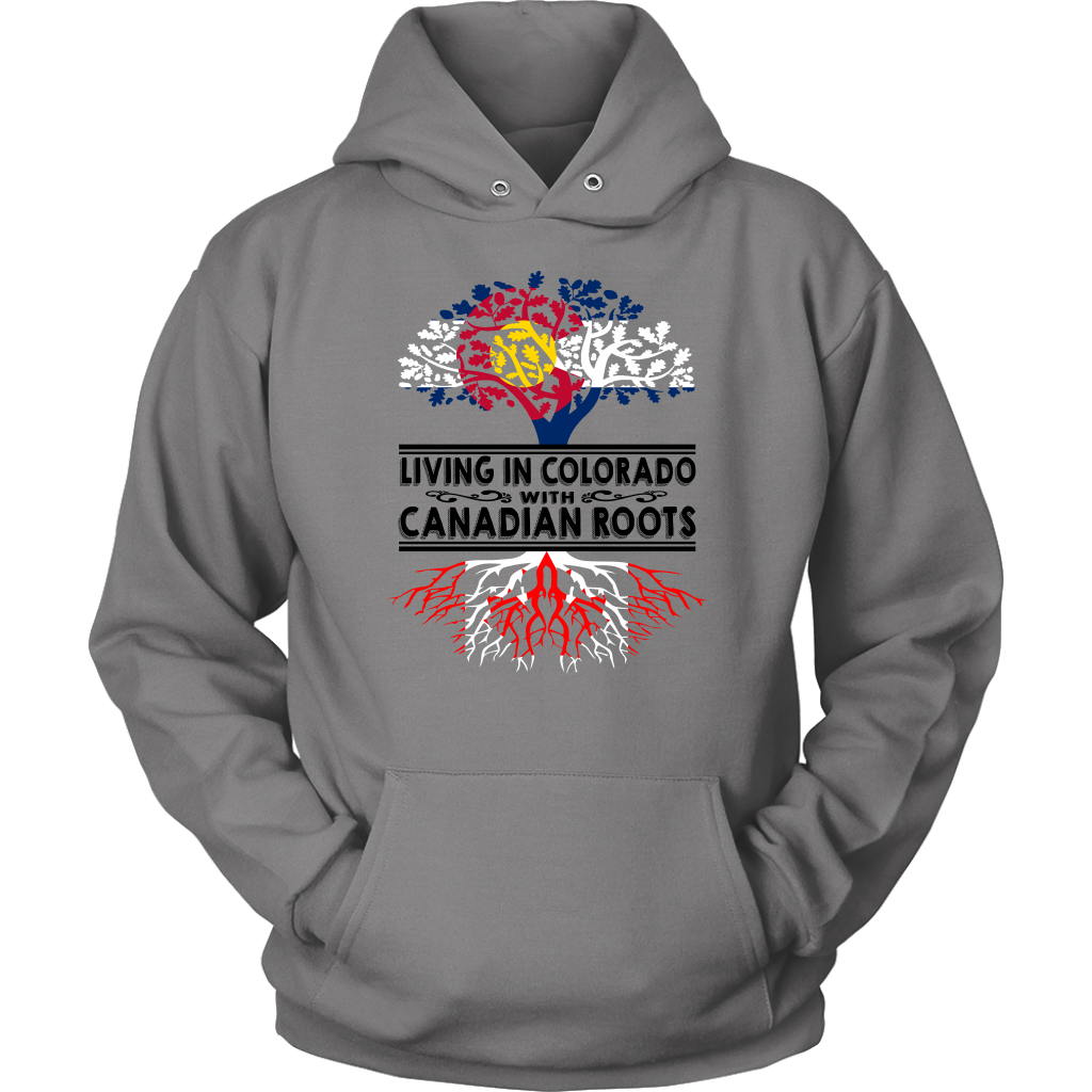 LIVING IN COLORADO WITH CANADIAN ROOTS
