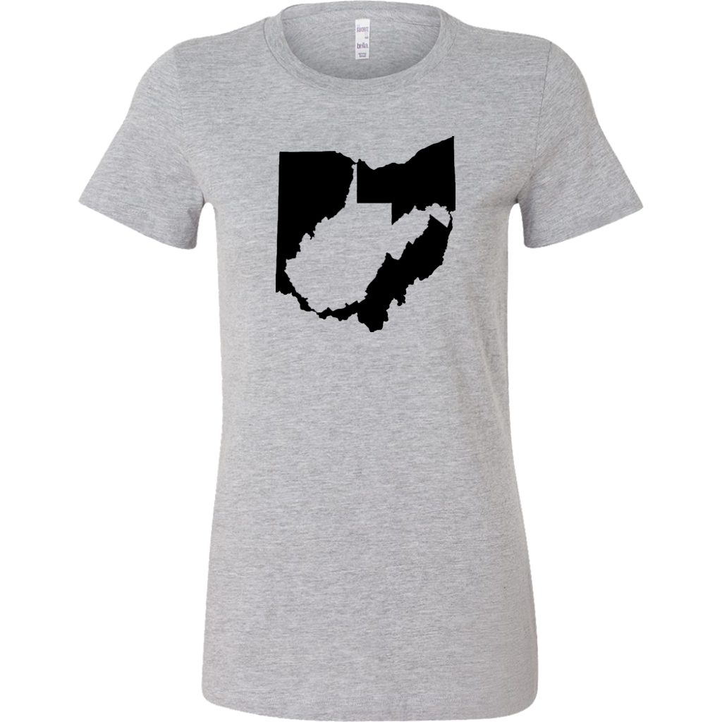 Living In Ohio And You're From West Virginia T Shirt