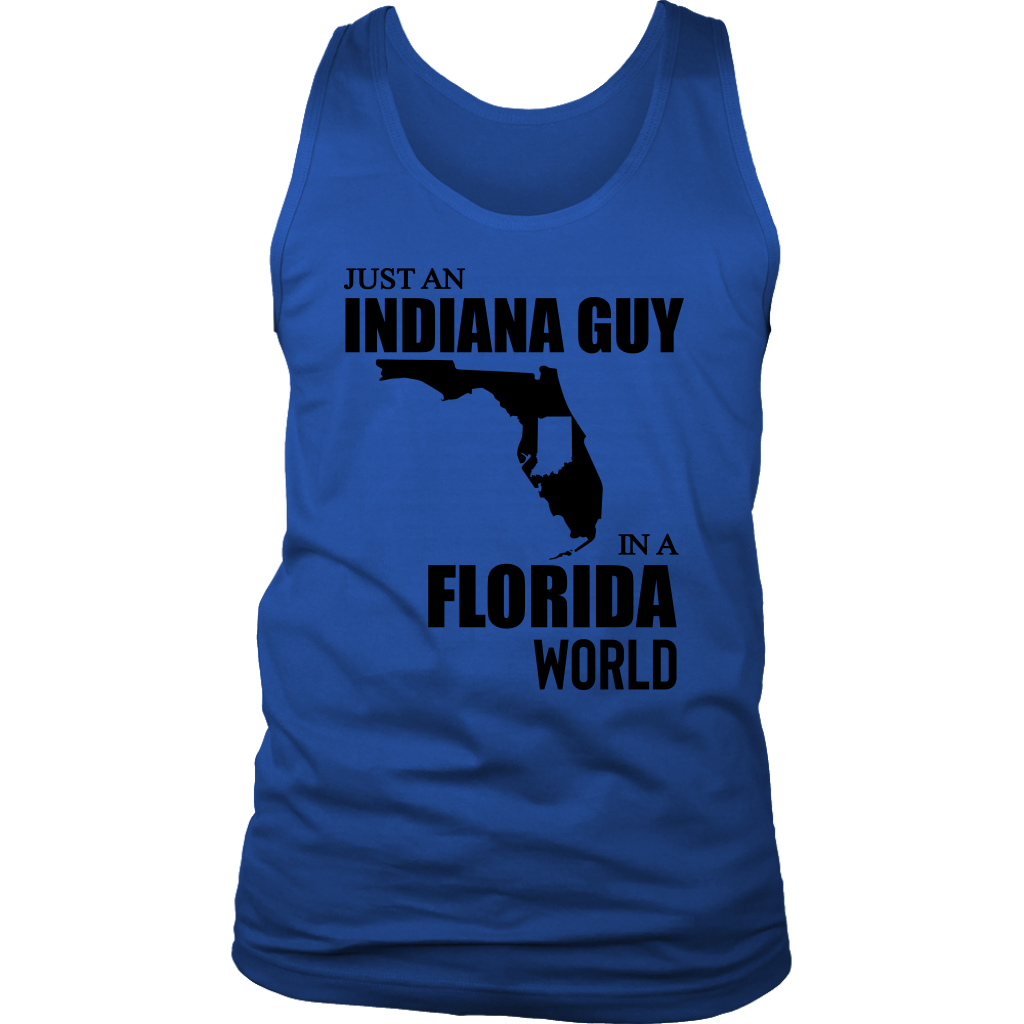 JUST AN INDIANA GUY IN A FLORIDA WORLD