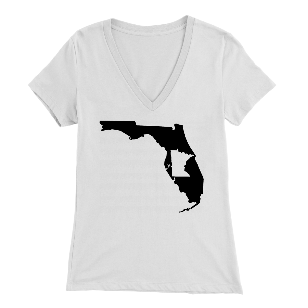 Living In Florida And You're From Minnesota T Shirt