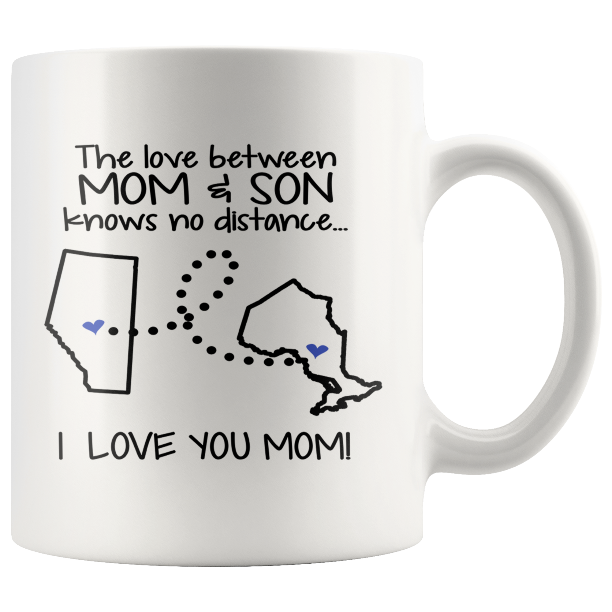 ONTARIO ALBERTA THE LOVE BETWEEN MOM AND SON