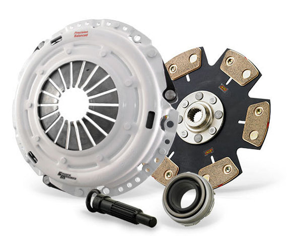 Clutch Masters Race FX500 Clutch Kit Mitsubishi Eclipse 2.0L AWD Turbo 89-92