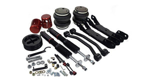 07-11 BMW M3 Sedan, 07-13 M3 Coupe & Convertible - Rear Performance Kit Airlift Performance