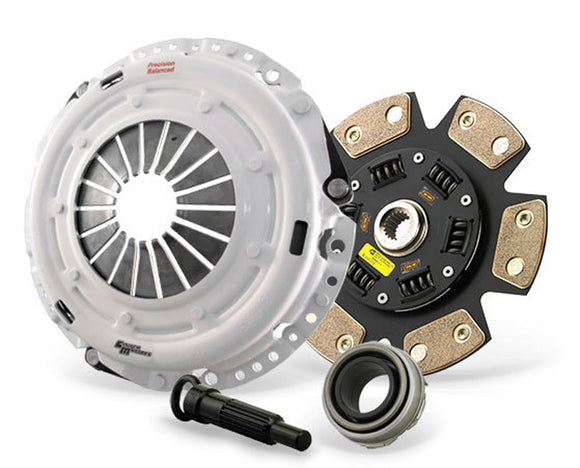 Clutchmasters FX400 6-Puck Single Disc Clutch Kit Ford Focus ST 2.0L 13-16