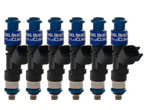1000cc FIC Fuel Injector Clinic Injector Set for VW / Audi (6 cyl, 64mm) (High-Z) Fuel Injector Clinic
