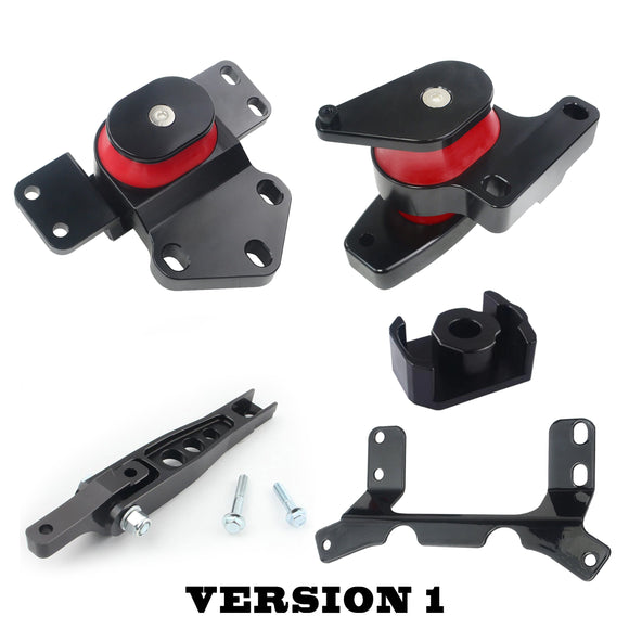 2015+ Audi 8V A3 S3 Performance Drivetrain Mount Kit (Version 1 Insert) Carrot Top Tuning
