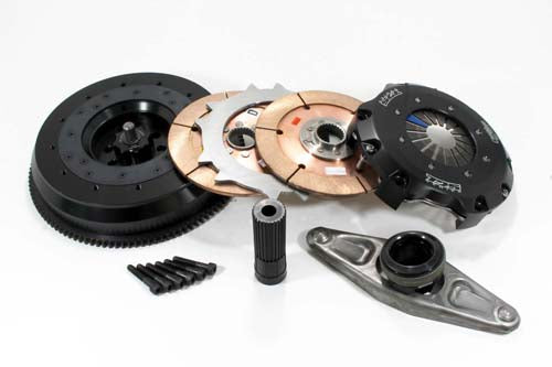 Clutch Masters 725 Series Twin Disc Race | Street Clutch Aluminum Flywheel Included BMW 1M 11-12