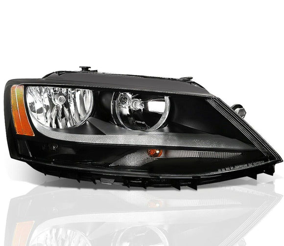 Fit 11-18 VW Jetta Sedan VW2503146 Passenger Right OE Style Headlight Head Lamp DPTMOTORSPORT