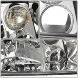 For 1999-2005 Volkswagen VW Jetta Right Side Bumper Headlight Lamp VW2503115 DPTMOTORSPORT